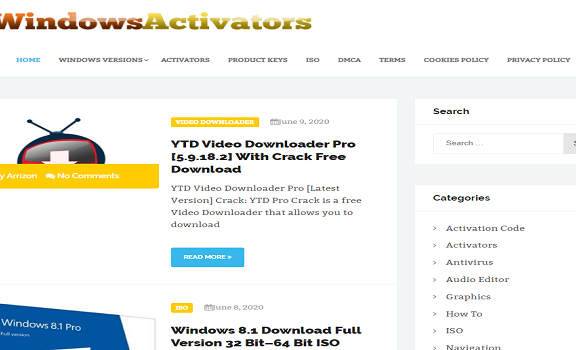 Windows Activators Download