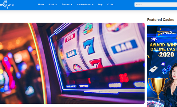 Slots in Onlinecasinoswiki